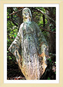 Our Lady of the Silent Forest ☼ Alterations Most True & Faithscapes {Photo Print} Photo Print New Dawn Studios