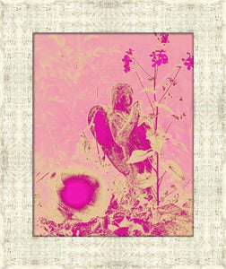 Pink Dawn Fairy ☼ Soul of Ireland {Art Print} Design Print New Dawn Studios 8x10 Framed