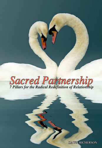 Sacred Partnership Book Books by Dawn
