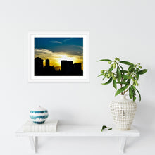 Load image into Gallery viewer, Sunset, City of New Orleans ☼ Soul of Place {Photo Print} Photo Print New Dawn Studios