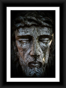 The Light Upon His Face ☼ Faithscapes {Photo Print} Photo Print New Dawn Studios 8x12 Framed