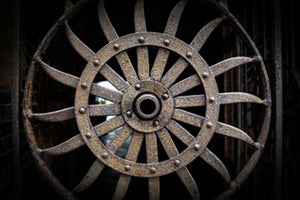 Wheel of Wonder ☼ Soul of Shape {Photo Print} Photo Print New Dawn Studios