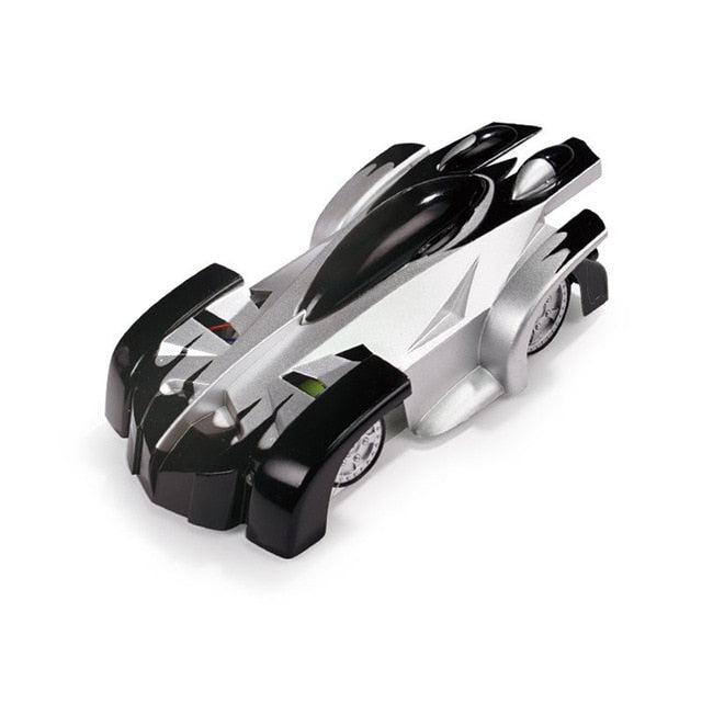 Wall Climbing Remote Control Car Black White