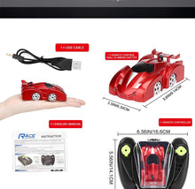 Load image into Gallery viewer, Wall Climbing Remote Control Car