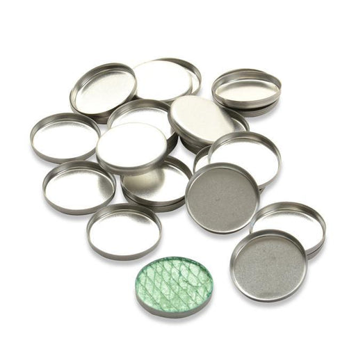 26 mm round Tin Pans
