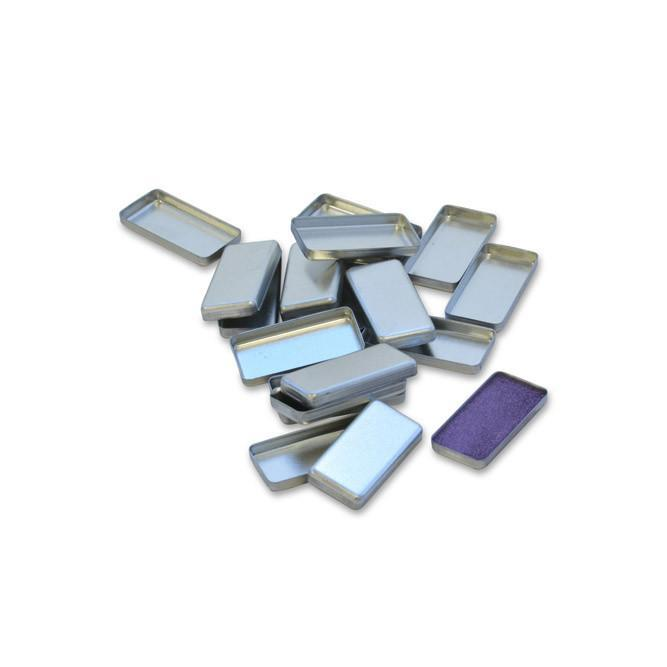 Tin Pans 27x13mm Rectangle