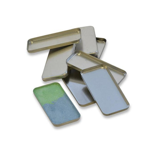 Tin Pans 54x26mm Rectangle