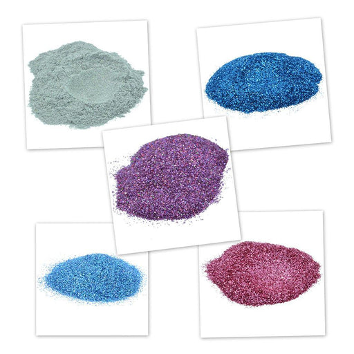 First 5 Solvent Resistant Glitters
