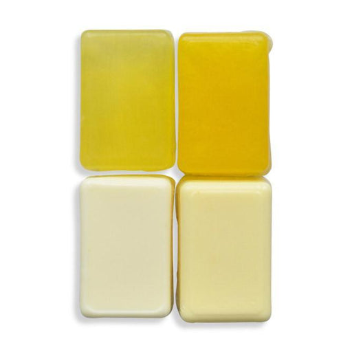 Slicker Yellow Liquid Gel Tone NCS in Soap Making