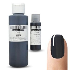 "TKB Gloss Black Nail Polish (formerly called ""Matte"")"