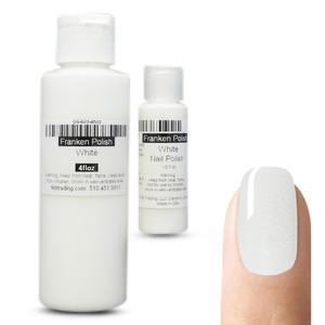 TKB Basic White Nail Polish