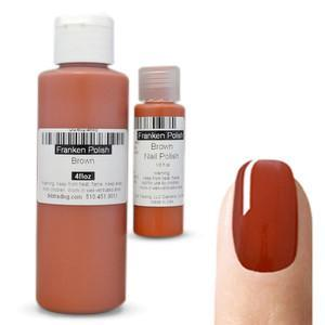 "TKB Gloss Brown Nail Polish (formerly called ""Matte"")"