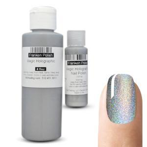Magic Holographic Nail Polish