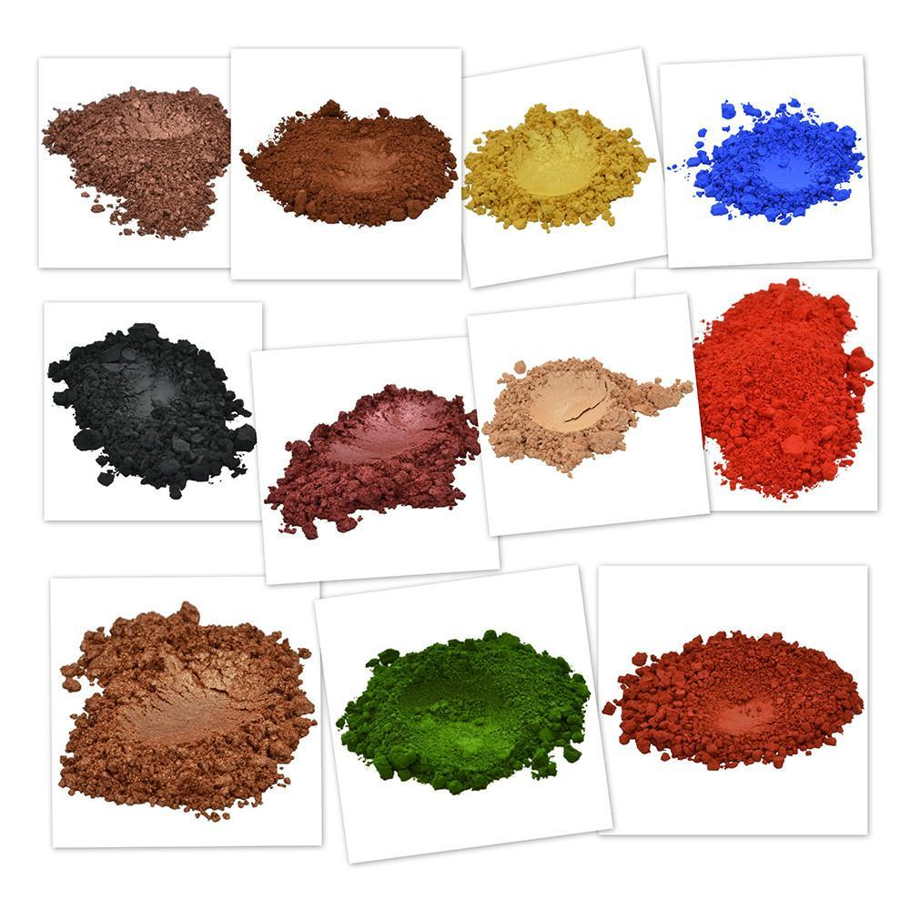 Mineral Make Up Sampler