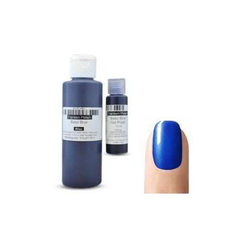 TKB Basic Blue Nail Polish