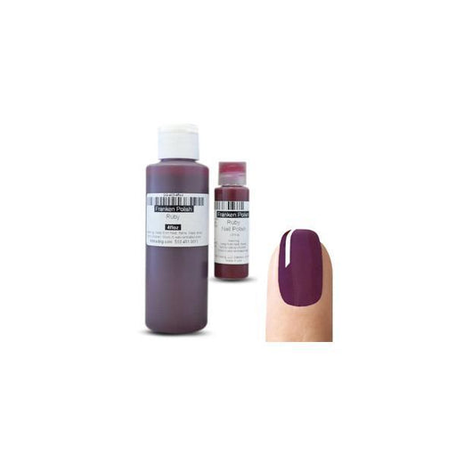 TKB Basic Ruby Nail Polish