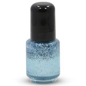 Cool Water Blue Fine Nail Polish