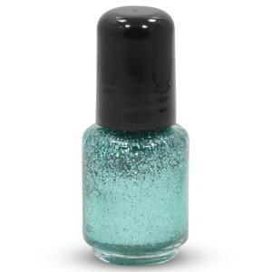 Seaside Blue Glitter Fine in Nail Polish