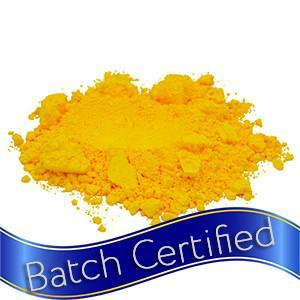 FD&C Yellow 5 Batch Certified