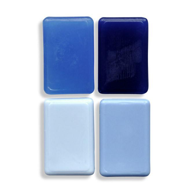 Patriot Blue Liquid Color Concentrate NS in Soap Making