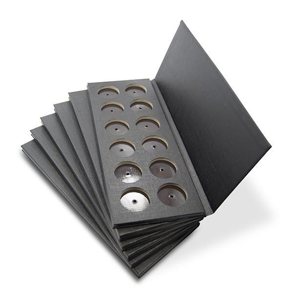 26mm Black Palette 12 Cavity