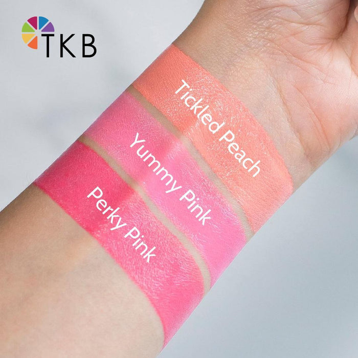 TKB Lip Liquid - Tickled Peach