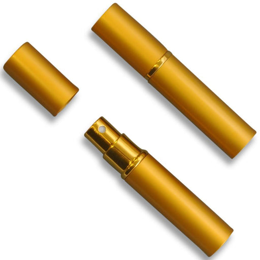 Liquid Spray Bottle (Gold)
