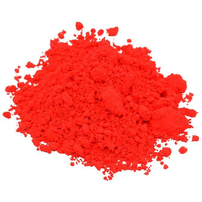Reformulated Neon Red