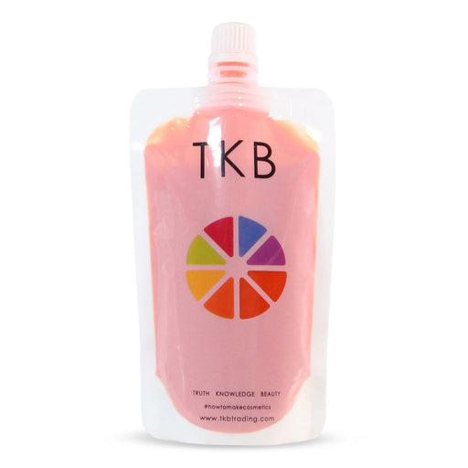 TKB Basic Orange Nail Polish