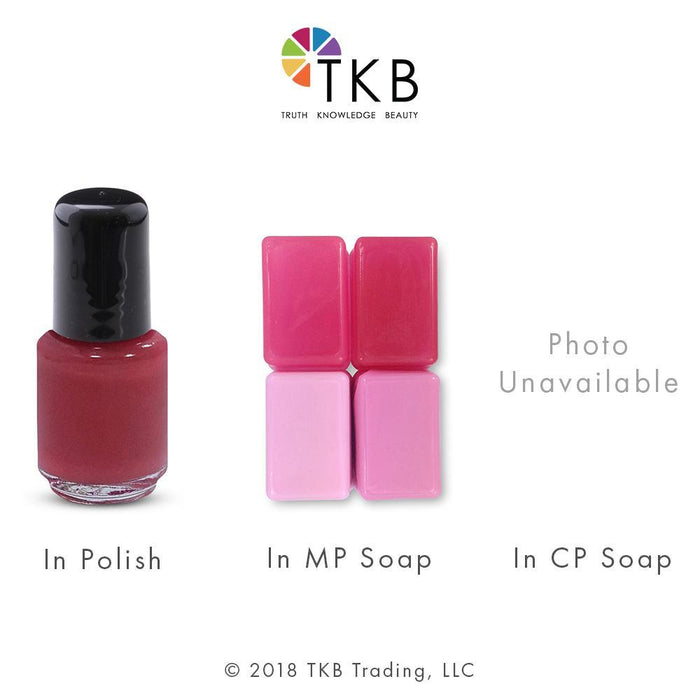 TKB Berry Red
