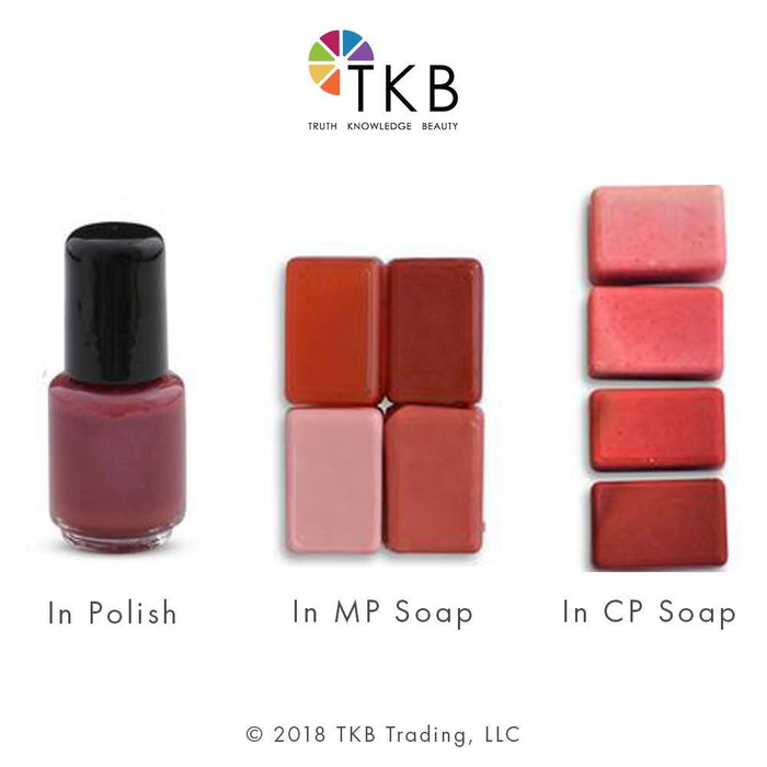 TKB Cranberry Blush