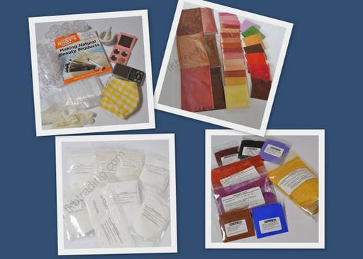 Absolutely Everything Kit for Making Natural Cosmetics - TKB Trading LLC