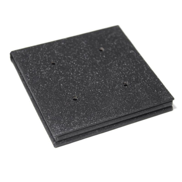 26mm Glittery Black Palette 4 Cavity