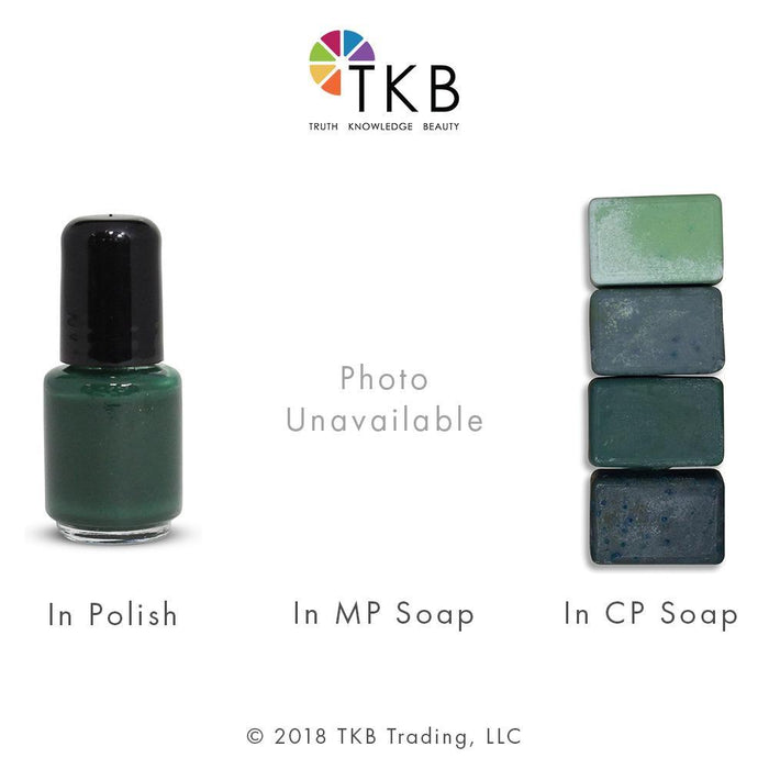 TKB Matte Green Pop