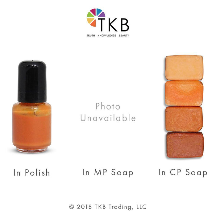 TKB Matte Orange Pop
