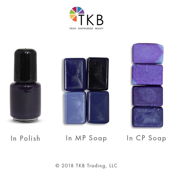 TKB Matte Purple Pop