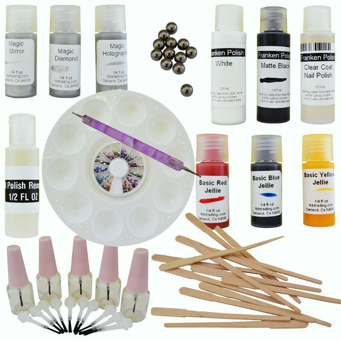 Mini Magic Nail Polish Kit