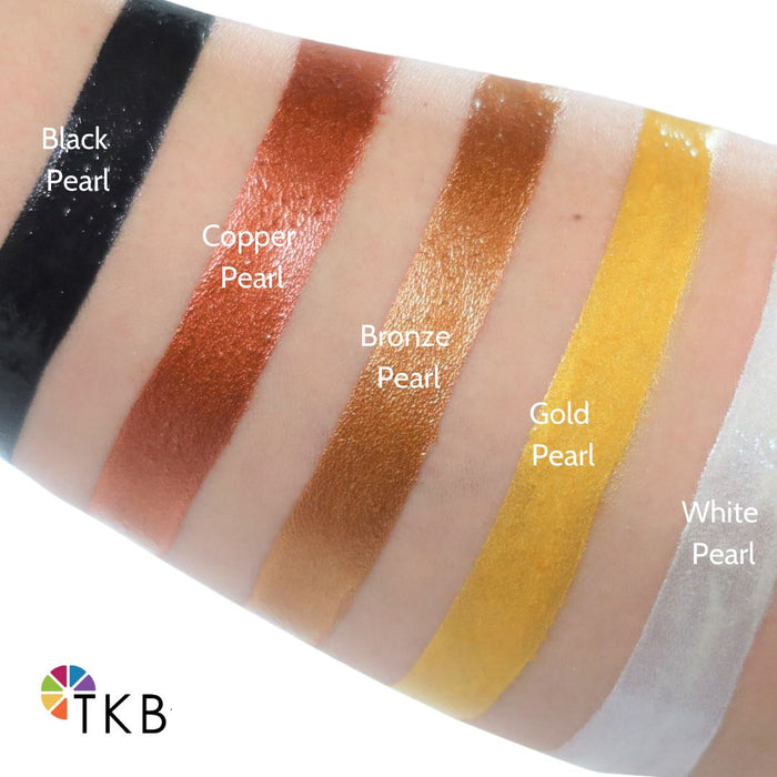 TKB Lip Liquid - Bronze Pearl