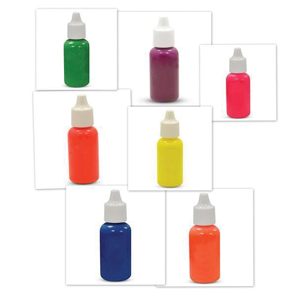 Reformulated Neon Collection Liquid Colorants