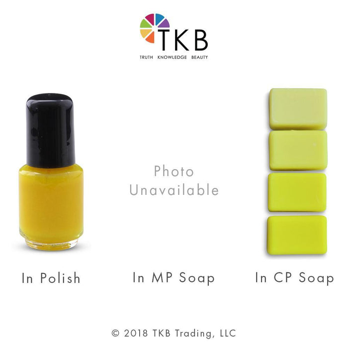 Reformulated Neon Yellow