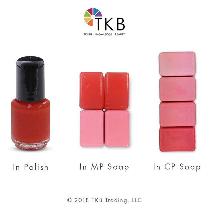 TKB Rouge Red