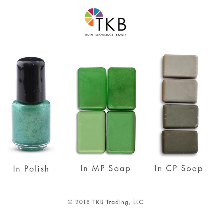 TKB Shimmer Apple Pop