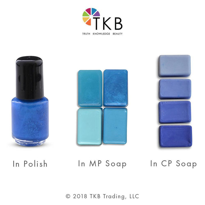 TKB Shimmer Blueberry Pop