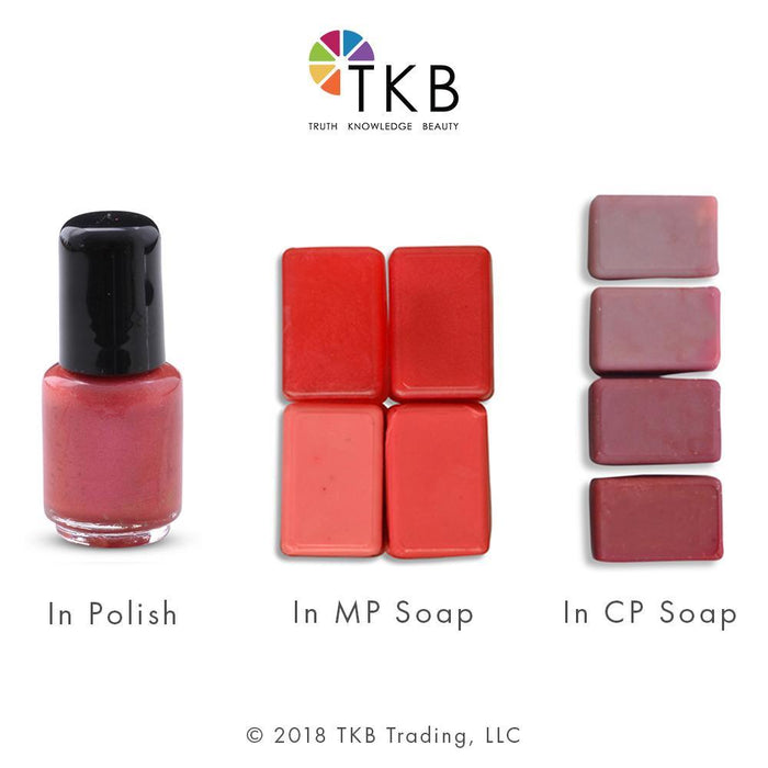 TKB Shimmer Raspberry Pop
