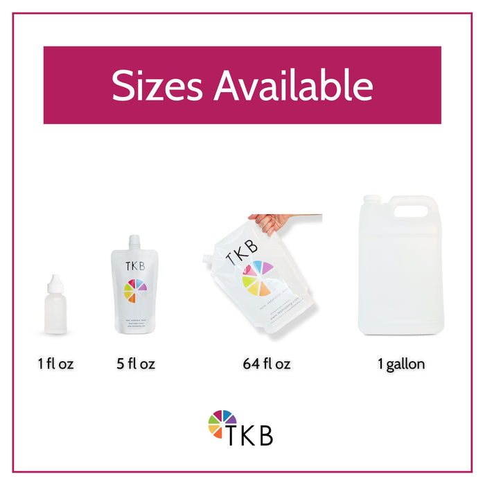 TKB Trading Packaging Sizes