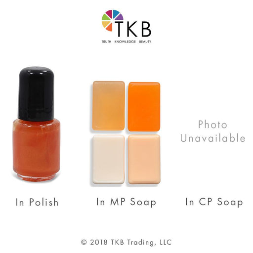 TKB Soapberry Orange