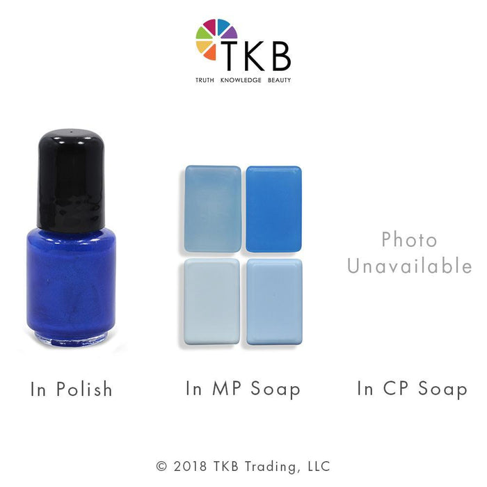 TKB Soapberry Blue