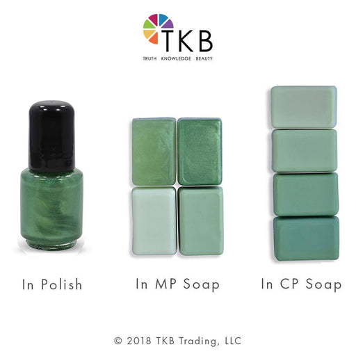 TKB Soapberry Green
