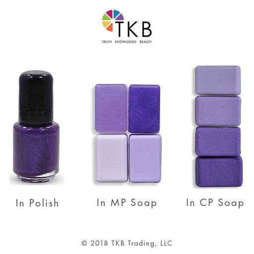TKB Soapberry Purple