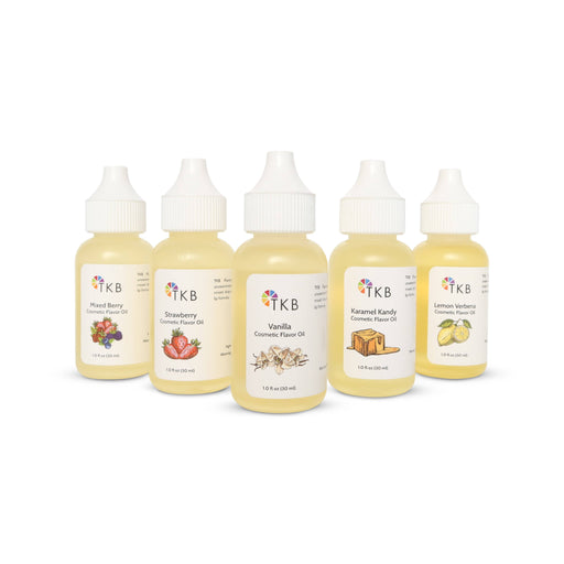 TKB Flavoring Oil Collection